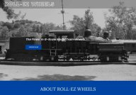 Roll-Ez Wheels – The Finest Large Scale Model Train Wheels And More