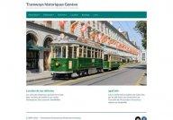 Tramways historiques Genève - Association Genevoise du Musée des Tramways