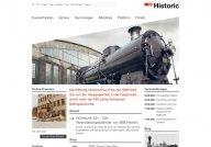 SBB Historic – Stiftung Historisches Erbe der SBB