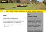 Verein Historische Eisenbahn Emmental VHE