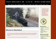 Waushakum Live Steamers