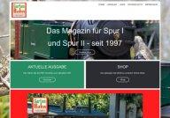 Gartenbahn Magazine