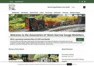 Association of 16mm Narrow Gauge Modellers