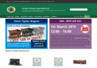 Garden Railway Specialists Ltd