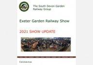 Exeter Garden Railway Show