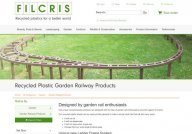Filcris - recycled plastics.