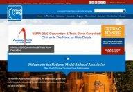 NMRA. National Model Railroad Association