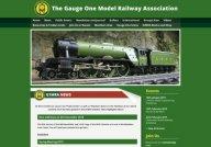 Gauge 1 model railway association.