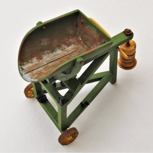 Claptowte Railway Coal Weighing Scales 3