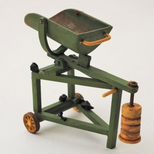Claptowte Railway Coal Weighing Scales 2