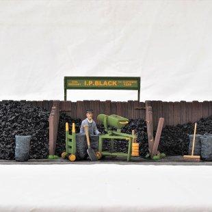Claptowte Railway Coal Staithes